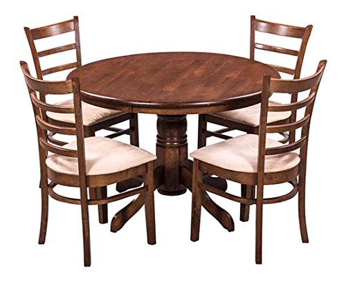 Royaloak Coco Dining Table Set with 4 Chairs
