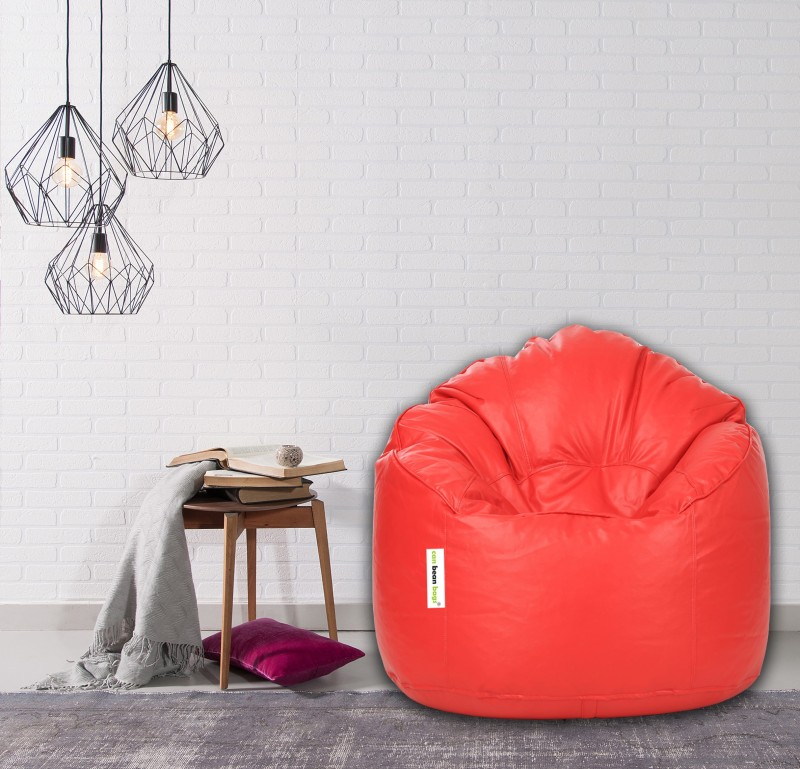 Flipkart SmartBuy XXXL Chair Without Beans – Red