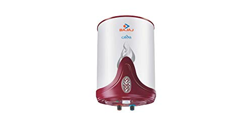 Bajaj Caldia 10-Litre Storage Water Heater – White