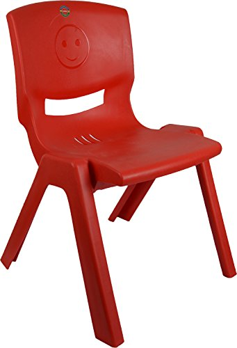 Cello Kid's Chair (Color Red)