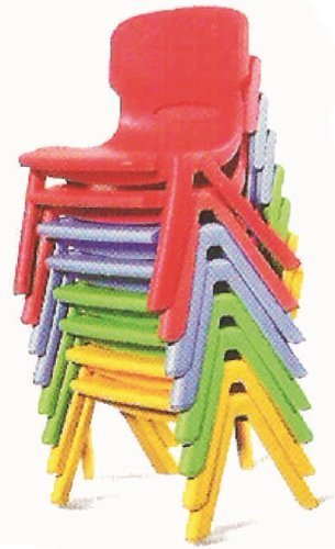 Nilkamal Study Set for Kids – Pack of 4  (Blue, Red, Green, Yellow)
