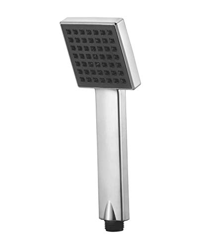 ANMEX Square Hand Shower Telephonic-Black (Chrome Plated)