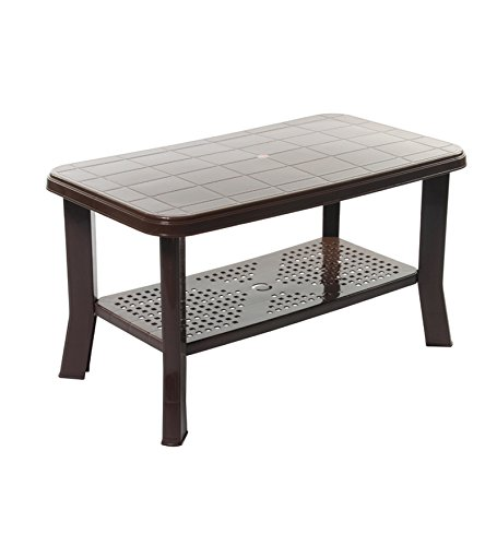Cello Oasis Centre Table (Ice Brown Color)
